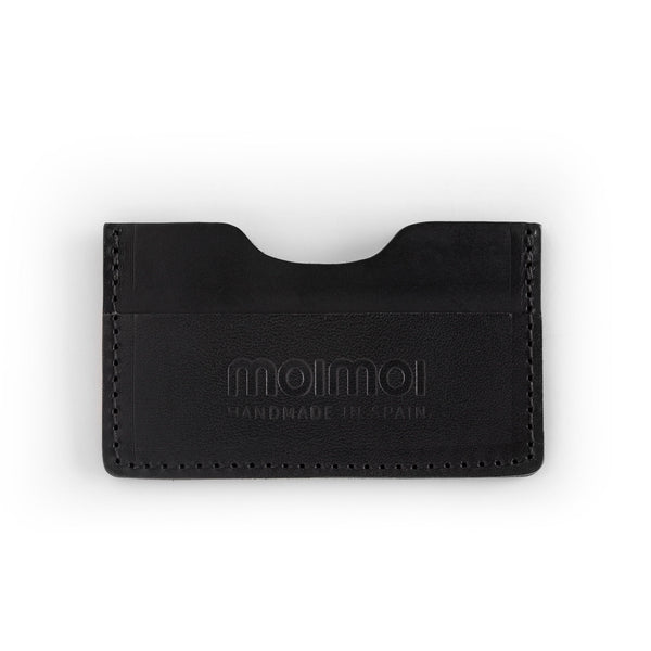SAMI card wallet in black - MOIMOI accessories