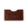 SAMI card wallet in brown - MOIMOI accessories