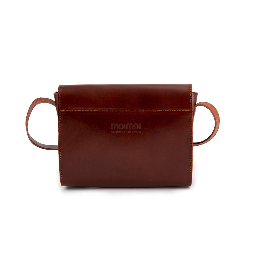 ELVI cross body bag in brown - TREASURES - MOIMOI accessories