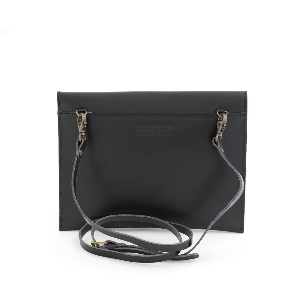 ROSEMARY bag in black - MOIMOI accessories