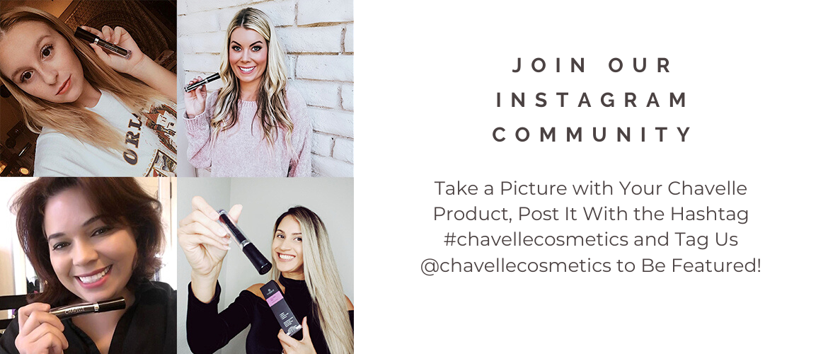 Chavelle Cosmetics Influencers