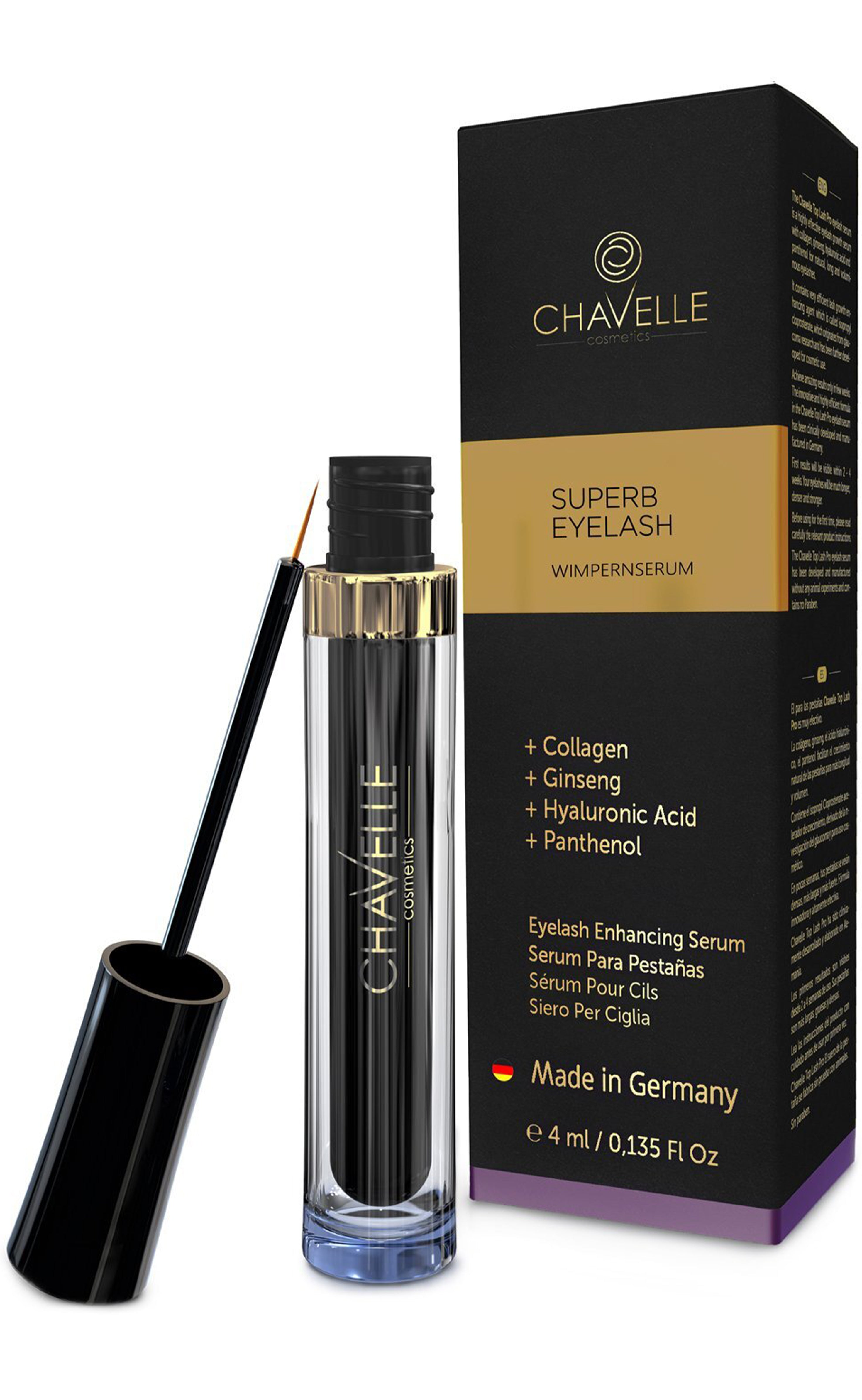 Superb Eyelash - 0.135 Fl Oz Eyelash Growth Serum