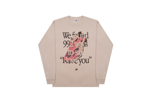 """992 Ways To Love"" Longsleeve"