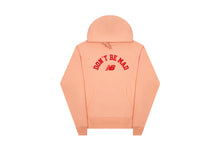 Load image into Gallery viewer, Don't Be Mad x NB Hoodie - Peach