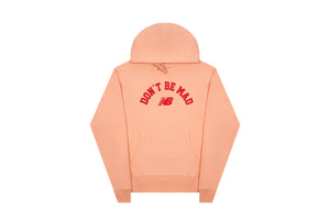 Don't Be Mad x NB Hoodie - Peach