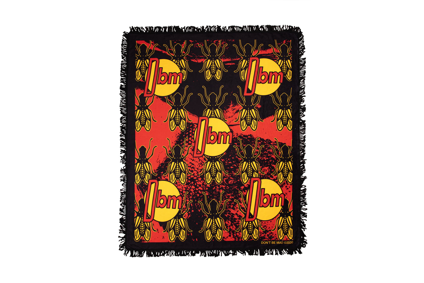 DBM Fly City Blanket