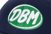 Load image into Gallery viewer, DBM Classic Logo Trucker-Navy Blue