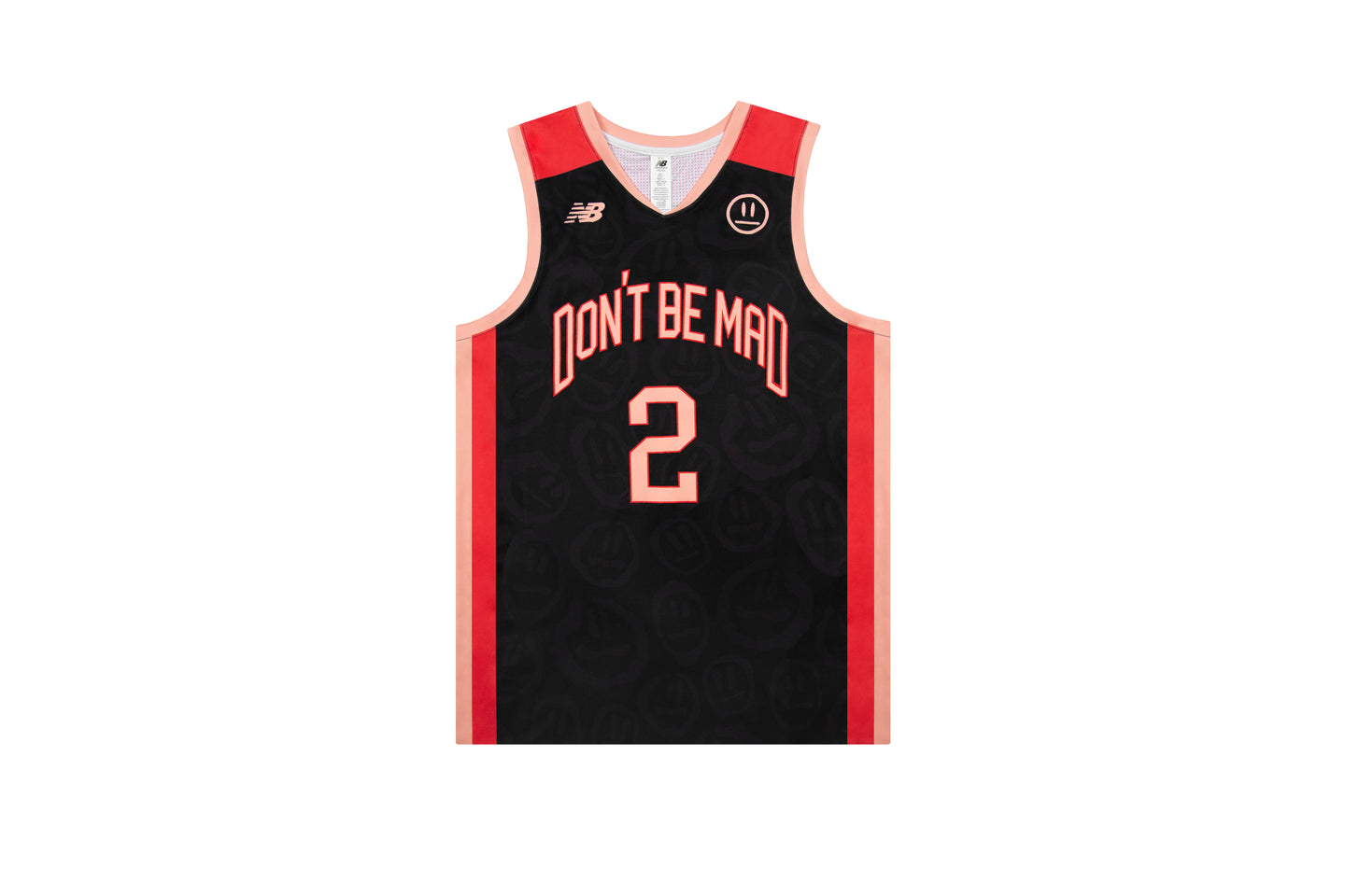 DBM for Kawhi NB jersey (Black)