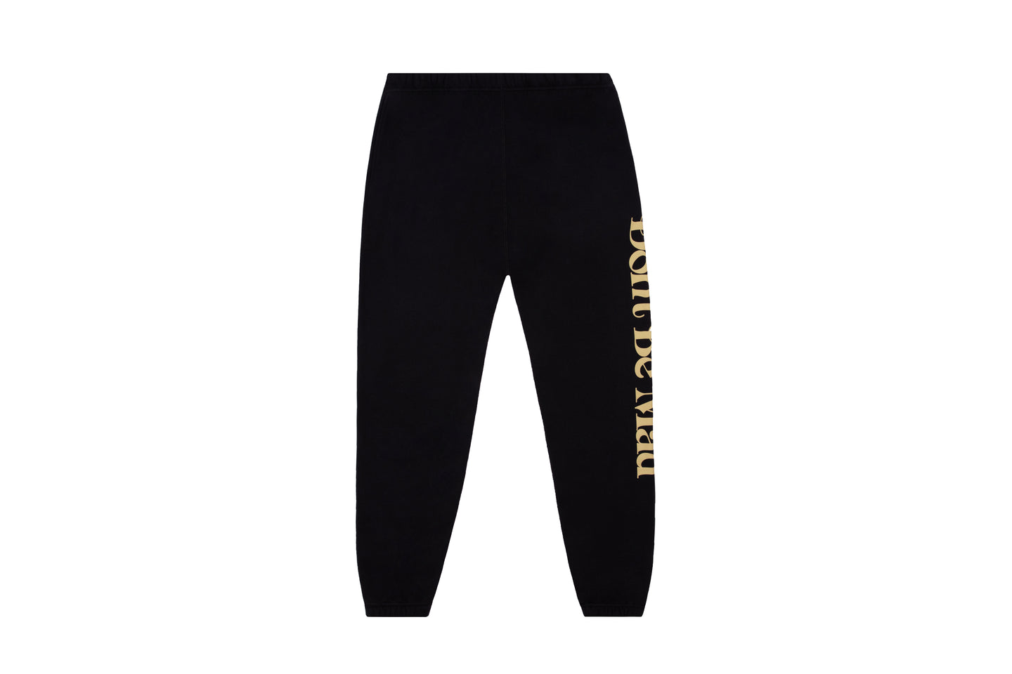 Antique Logo Sweatpants - Black