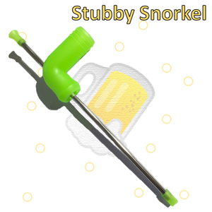 Stubby Snorkel - Hammered.Co