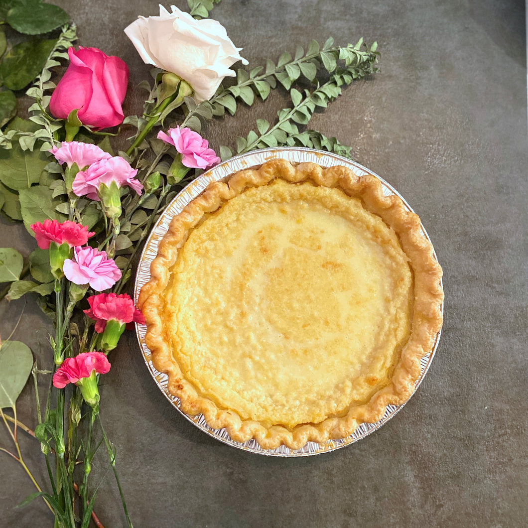 Ms. Magnolia - Buttermilk Pie