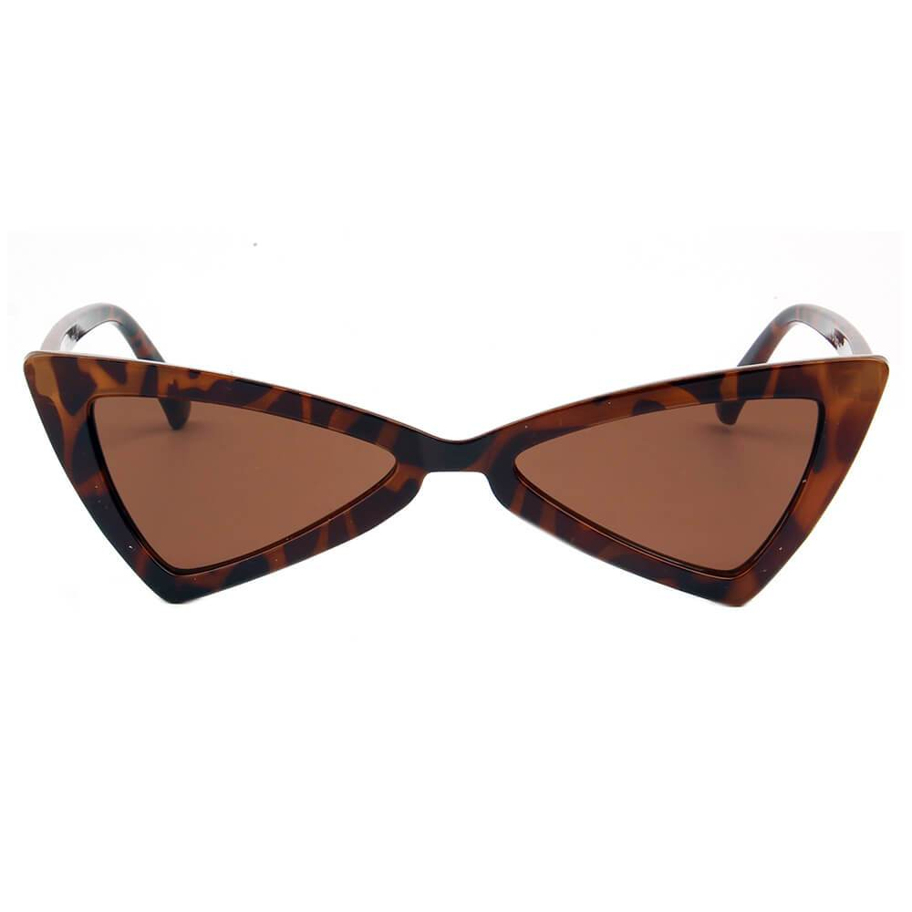FIRENZE | S1053 - Women High Pointed Cat Eye Sunglasses - Manifest Best Boutique
