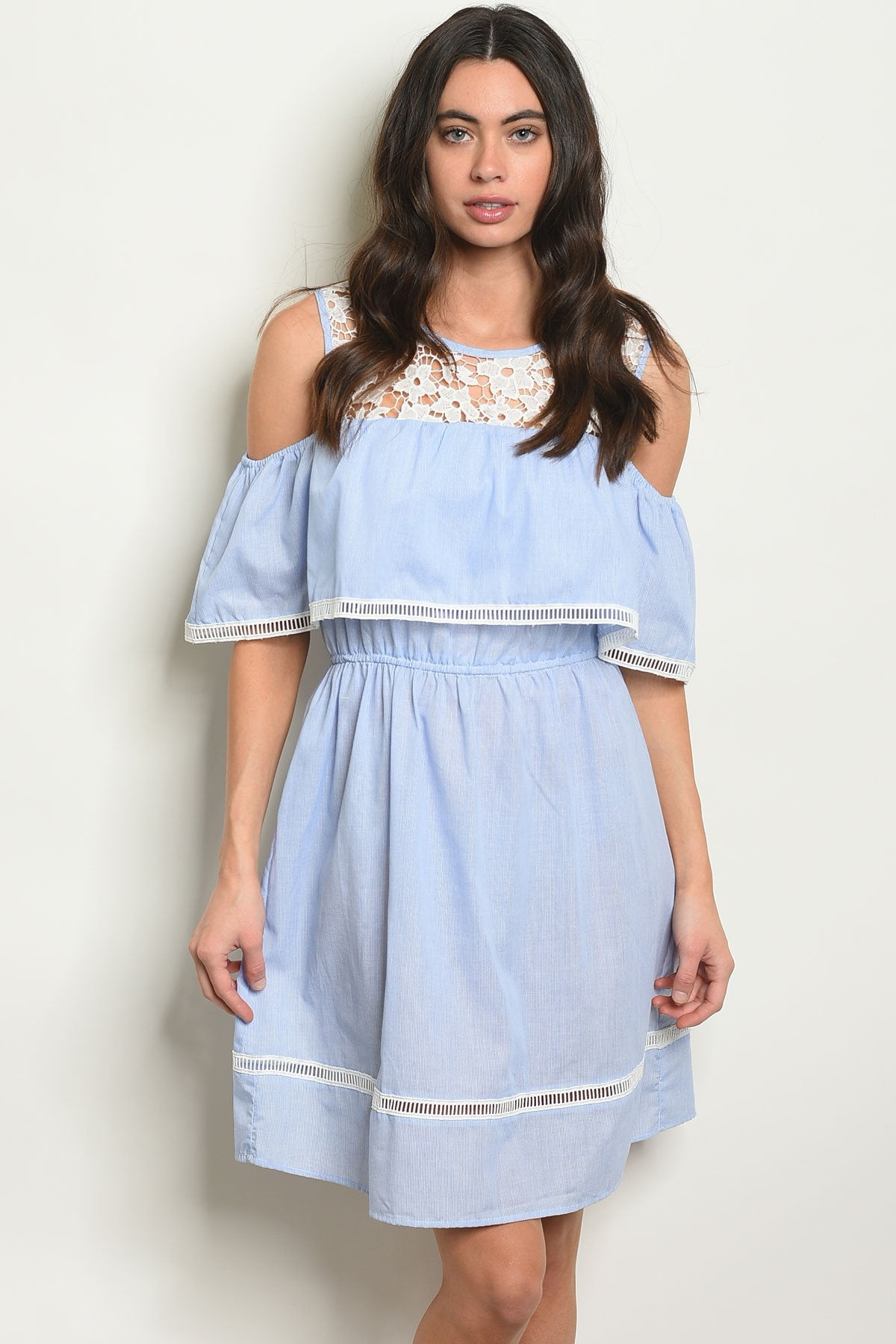 Womens Tunic Dress - Manifest Best Boutique