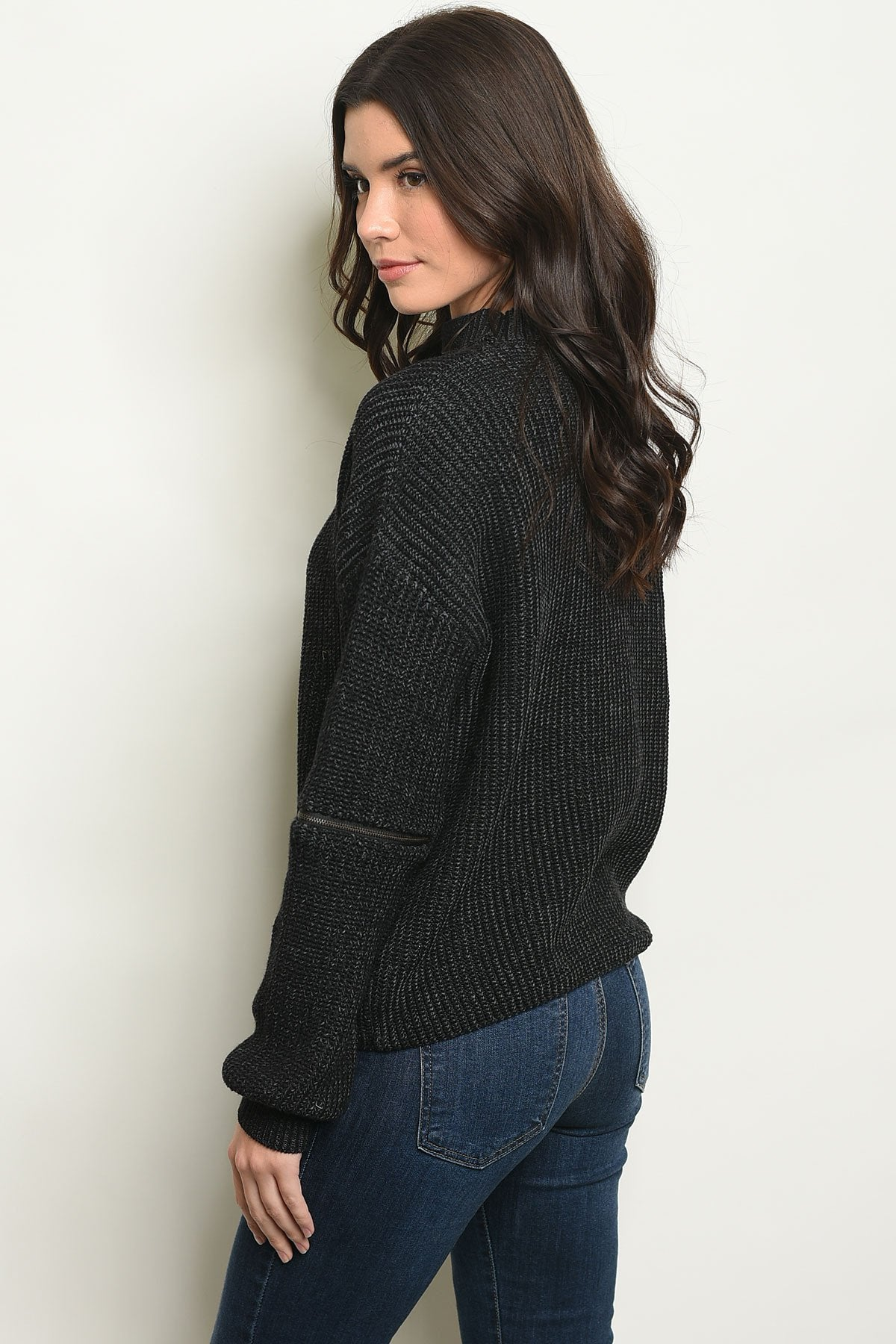 Womens Sweater - Manifest Best Boutique