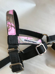 Trail Halter with Camo