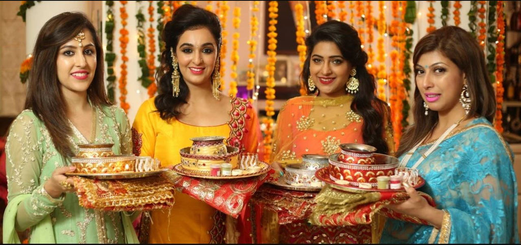 Karwa Chauth rituals for unmarried girls