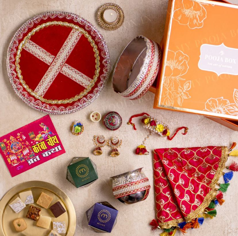 My Karwa Chauth Box