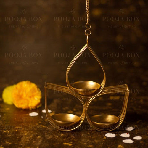 Exquisite Akriti Hanging Tlight Holder Limited Edition