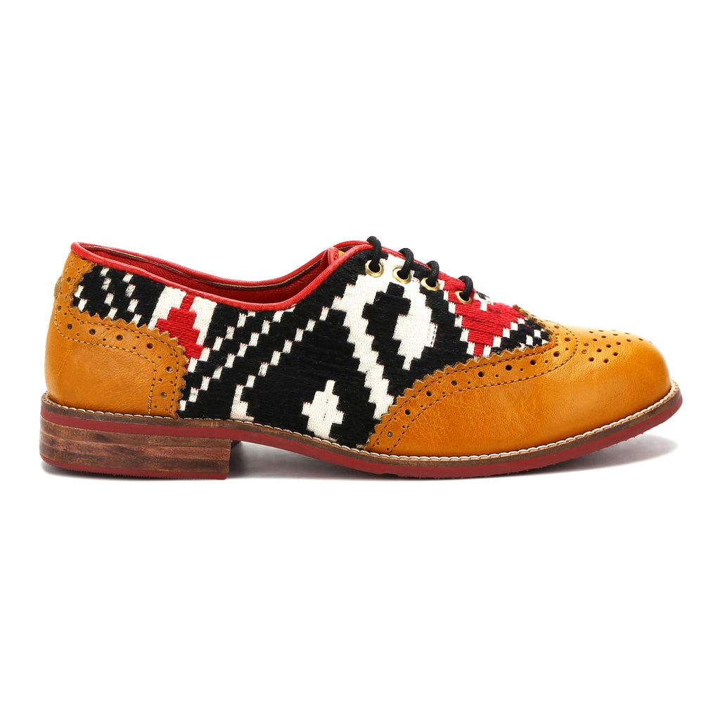 Texo Brogues Women