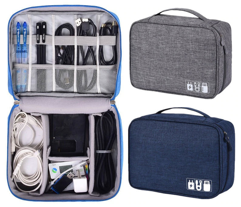 Electronic Accessories Organiser (Large)
