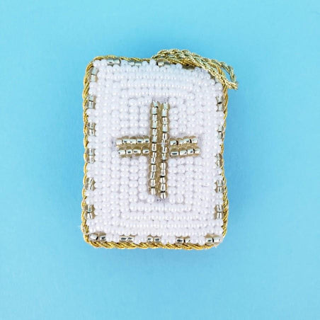 Large Beaded Cross Filakto