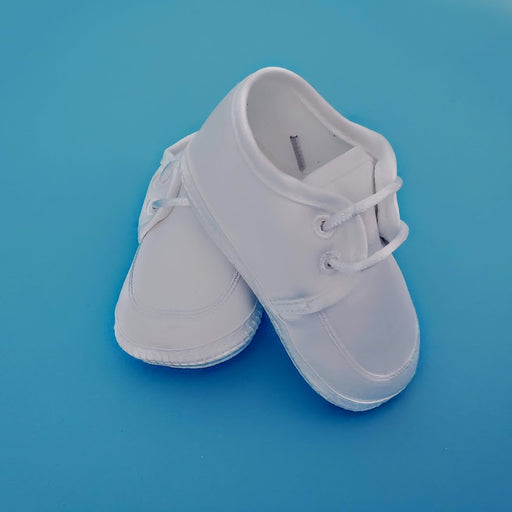 Boys Shoe - Baptism Gabardine Shoes