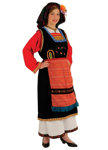 Thrace Woman Costume