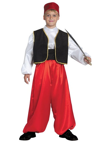 Genitsaros Boy Costume