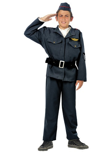German Soldier Boy Costume