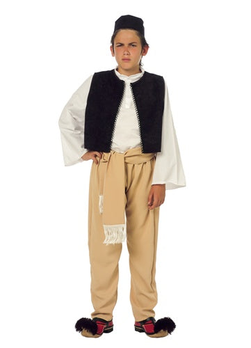 Epirus Boy Costume