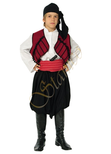 Maniatis Boy Costume