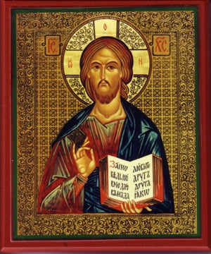 Christ the Savior (Russian) Orthodox Icon