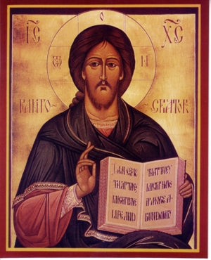 Christ Pantocrator Orthodox Icon