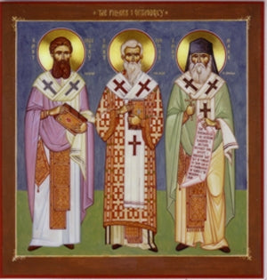 Pillars of Orthodoxy Orthodox Icon