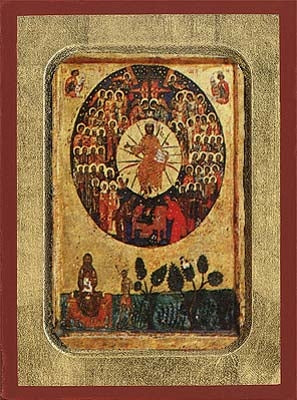 All Saints Greek Orthodox Icon