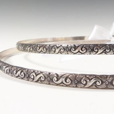 Crown Pair: Nour-Silver