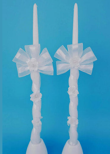 Theodora Tapered Candles - Set of 2