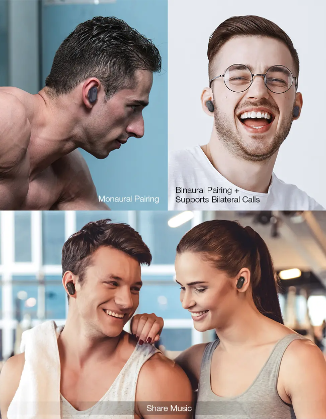 The Performer Blitzwolf® BW-FYE7 TWS Bluetooth 5.0 Earbuds