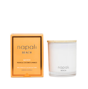 NAPALI BEACH | WAIKIKI - Tropical Coconut & Mango