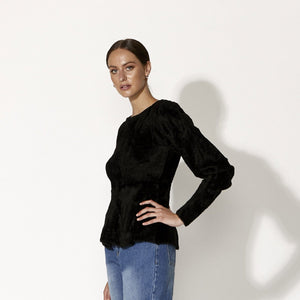 FATE & BECKER | High Society Knit - Black