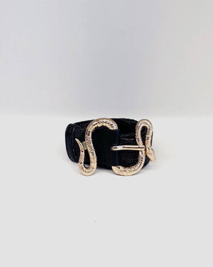 FATE & BECKER | Lady Cobra Belt - Black