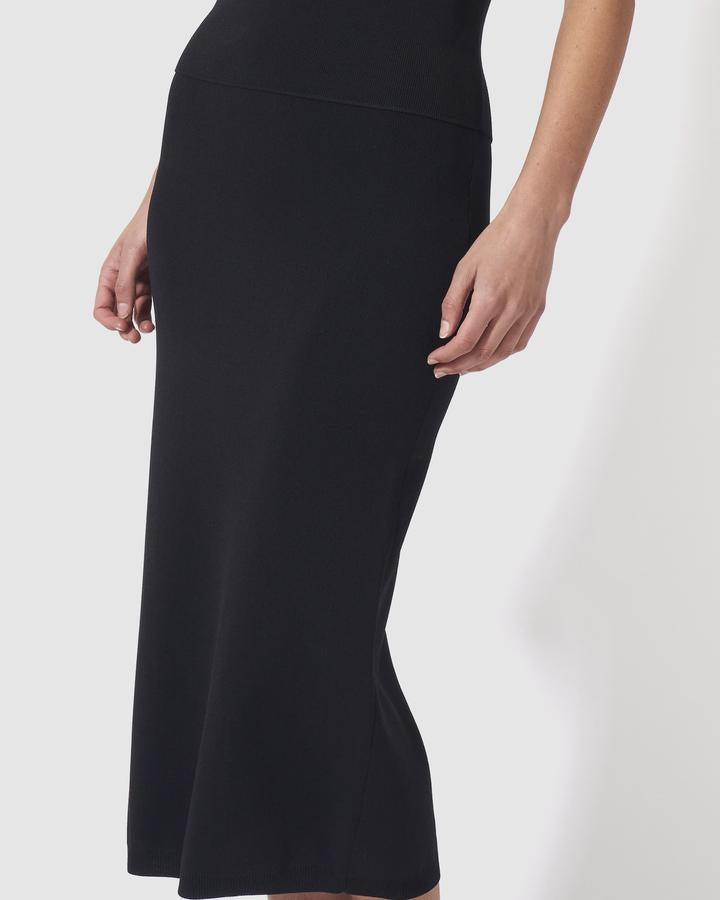 FATE & BECKER | Borderline Skirt - Black