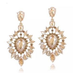 VANESSA | Ornamental Drop Earring