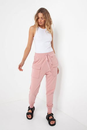 MADISON THE LABEL | Maxwell Joggers Musk