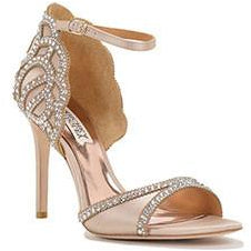 BADGLEY MISCHKA | Roxy-Nude Satin