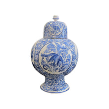 Load image into Gallery viewer, Pair of late 19th Century Delft vases, Dutch