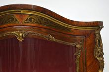 Load image into Gallery viewer, Antique French Ormolu Mounted Display Cabinet
