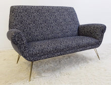 Load image into Gallery viewer, 1950's Italian Loveseat