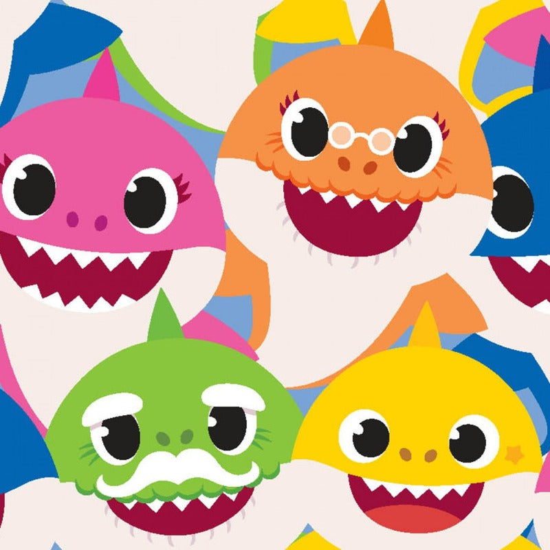 Nickelodeon Baby Shark Family Packed  73760-A620715