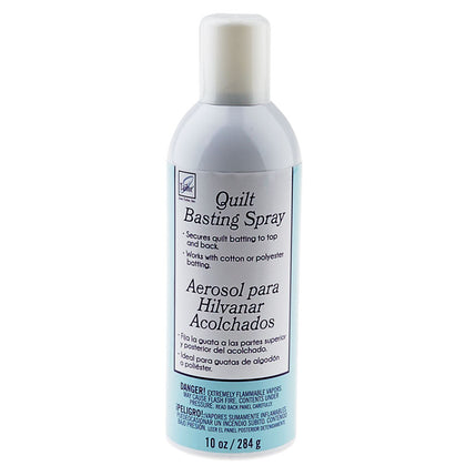 June Tailor Quilt Basting Spray 10 oz